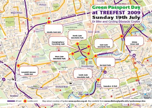 GPD TF map